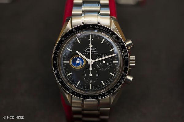 The Omega Speedmaster Professional Missions Apollo XIV.