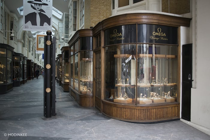 somlo burlington arcade