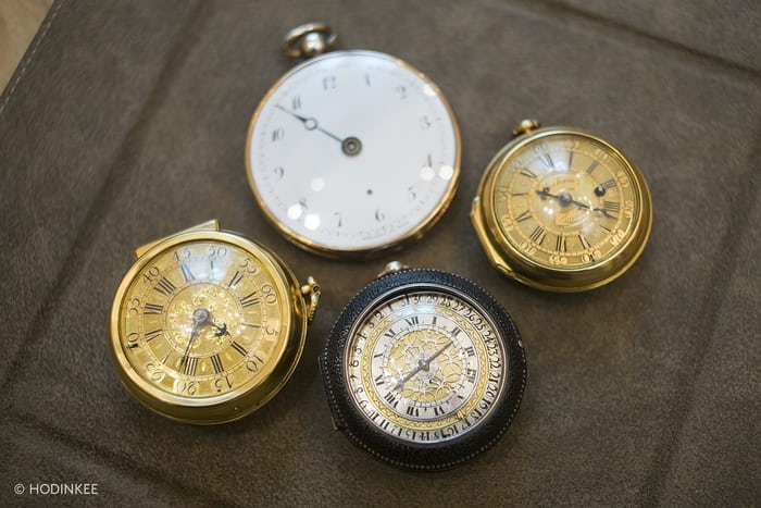 george somlo pocket watches