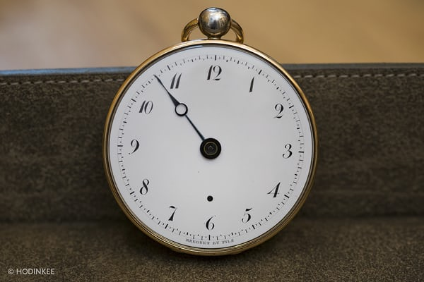 breguet pocket watch george somlo