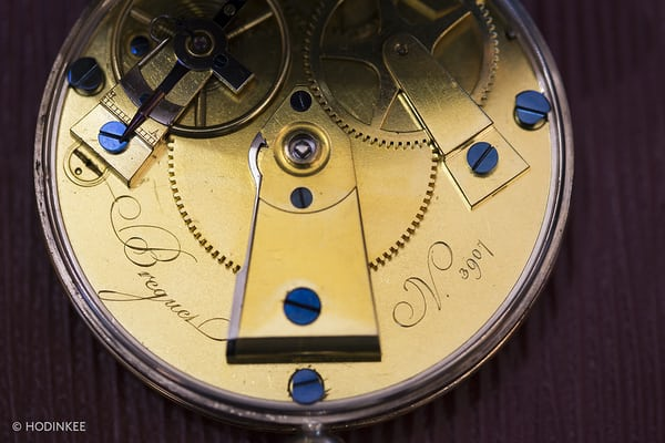 breguet watch no. 3907