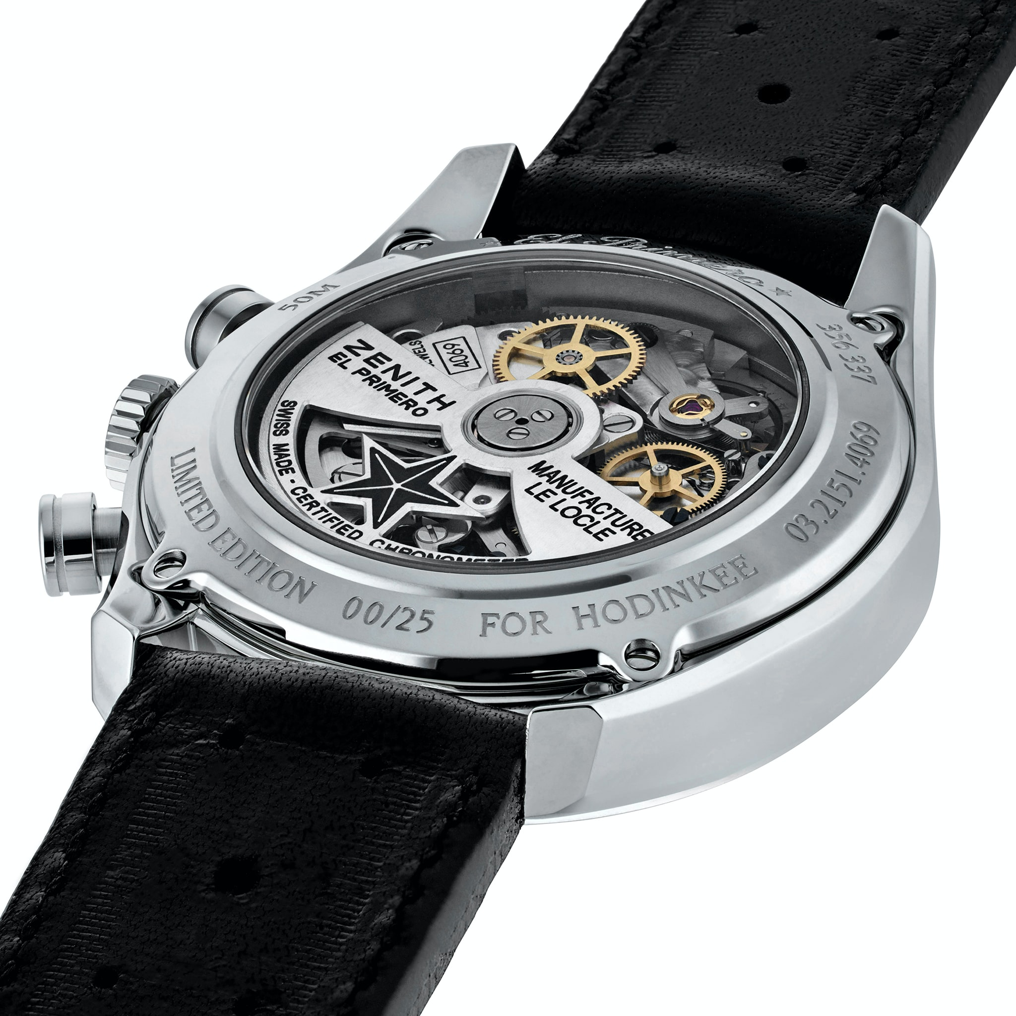 Zenith Caliber 4069 For HODINKEE