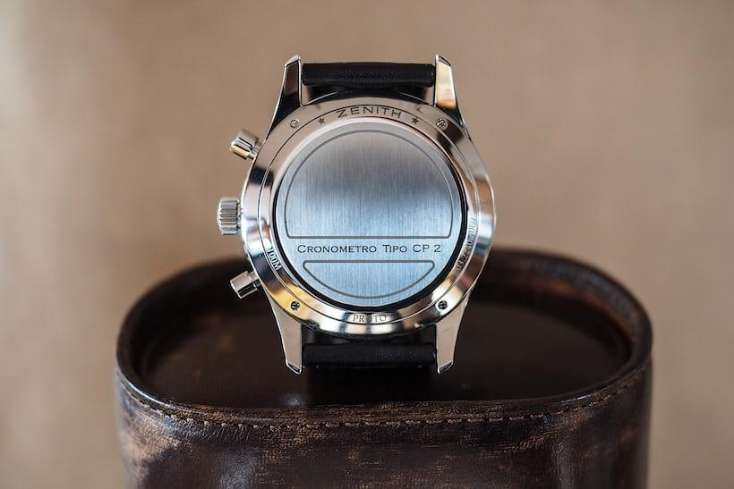 Zenith Cronometro Tipo CP 2 El Primero