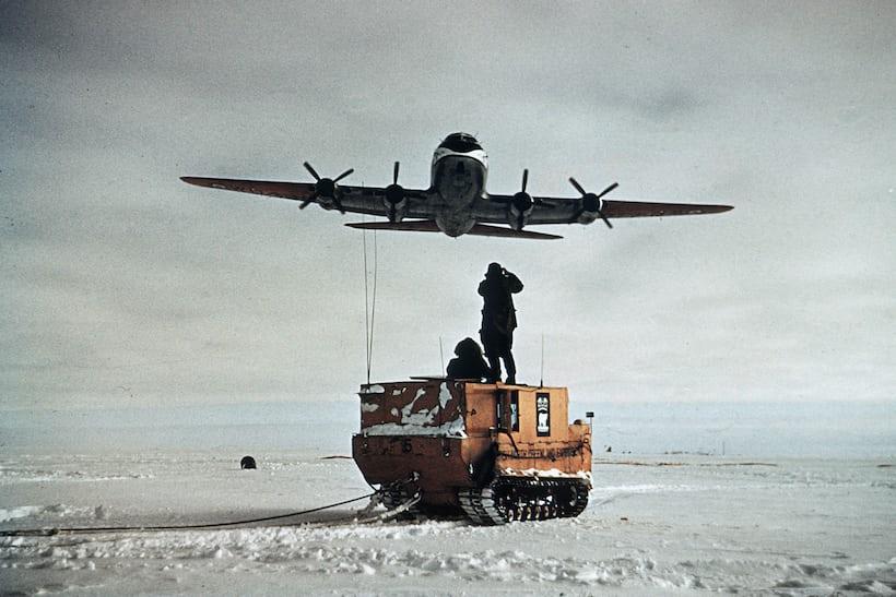 weasel British North Greenland Expedition