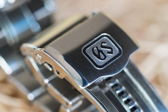 grand seiko SBGA029 bracelet