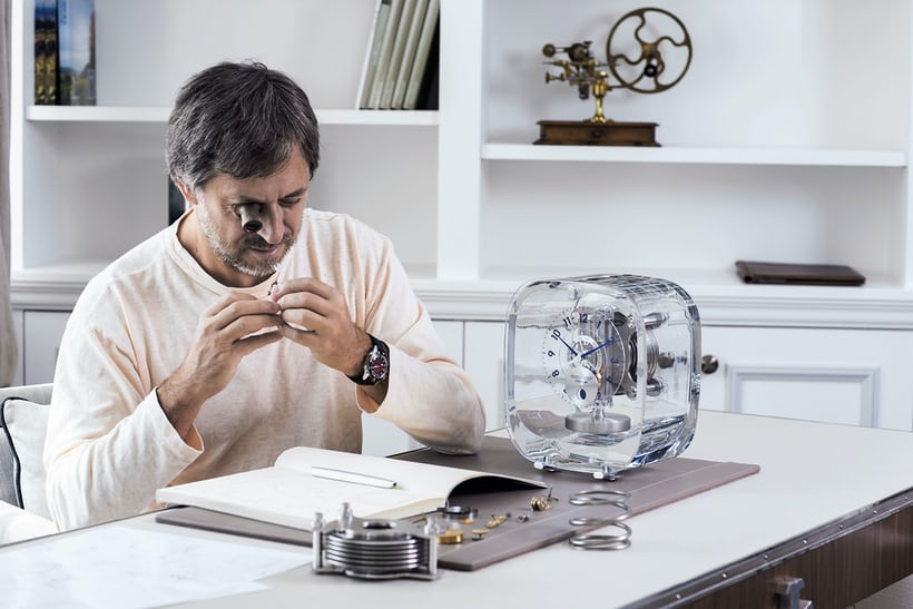 marc newson atmos 568 jaeger-lecoultre
