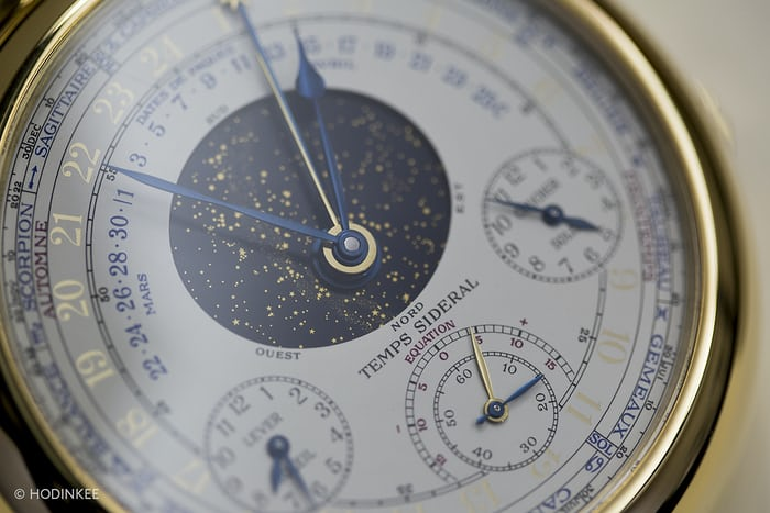 The Patek Philippe Caliber 89.