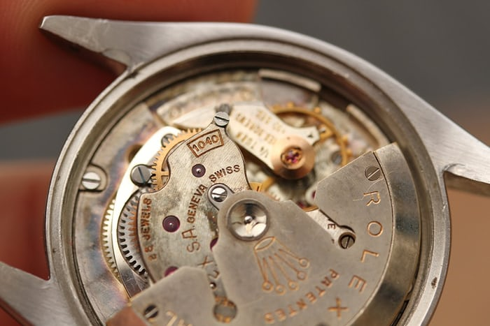 Rolex 1040 movement
