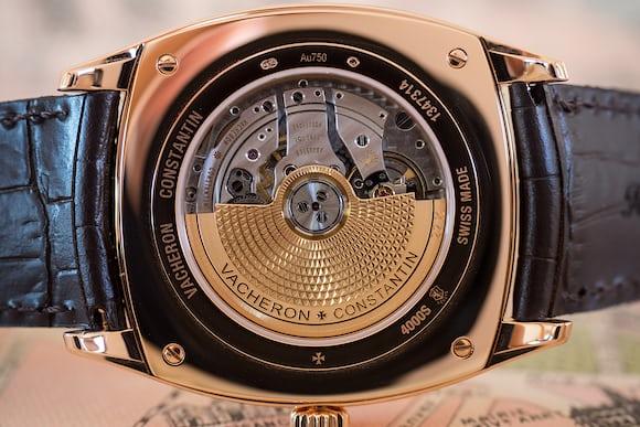 Vacheron Constantin Harmony Complete Calendar, caliber 2460QH