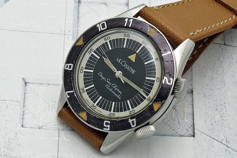 LeCoultre Deep Sea Alarm E857