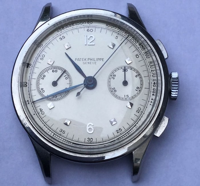 Patek Philippe Reference 530