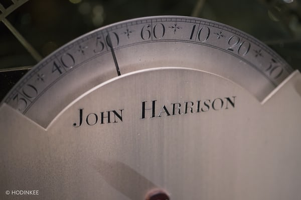 harrison chronometer h3