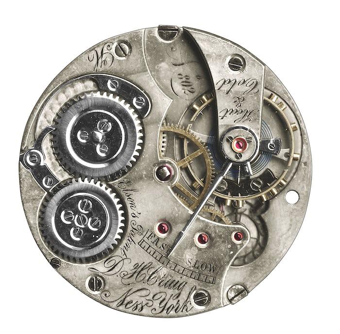Kết quả hình ảnh cho Vì sao Caliber lại được dùng để gọi tên bộ máy đồng hồ