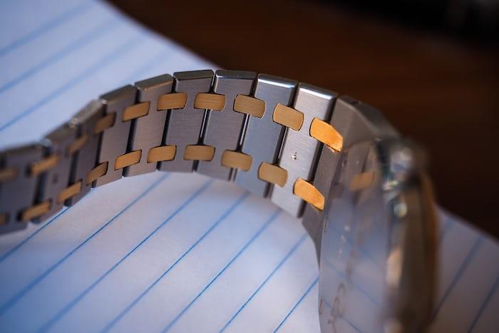 5402SA royal oak bracelet
