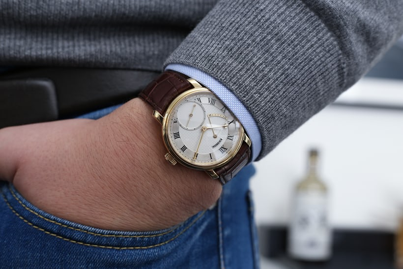 roger w smith series two watch xchange