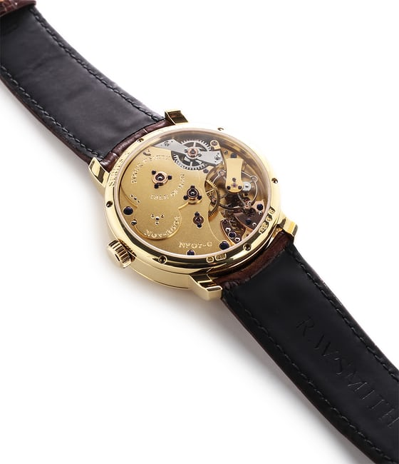 roger smith series two movement