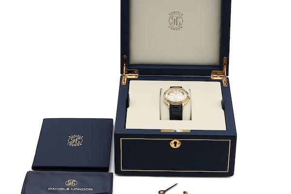 george daneils anniversary watch