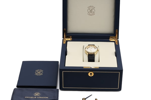 george daneils anniversary watch