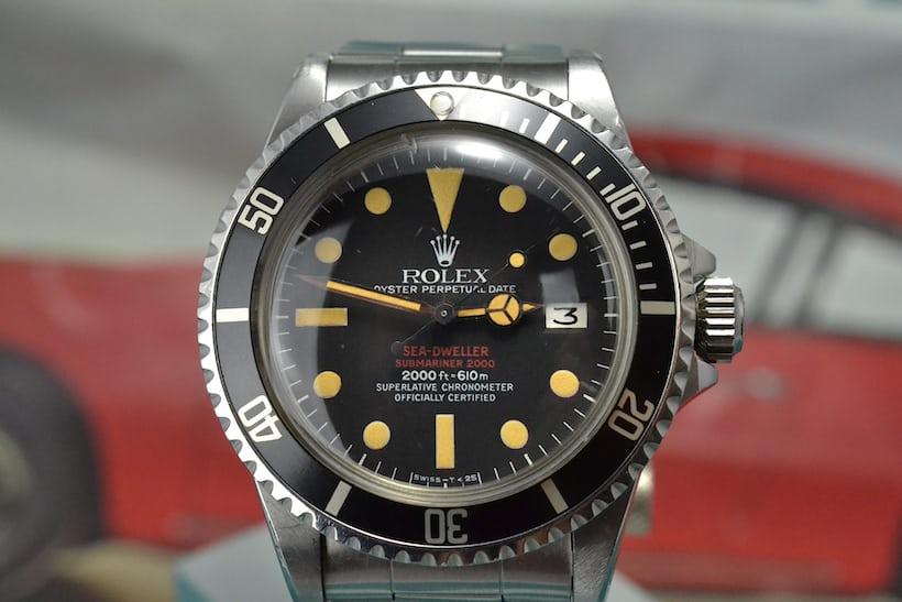 Rolex Sea-Dweller 1665 DRSD