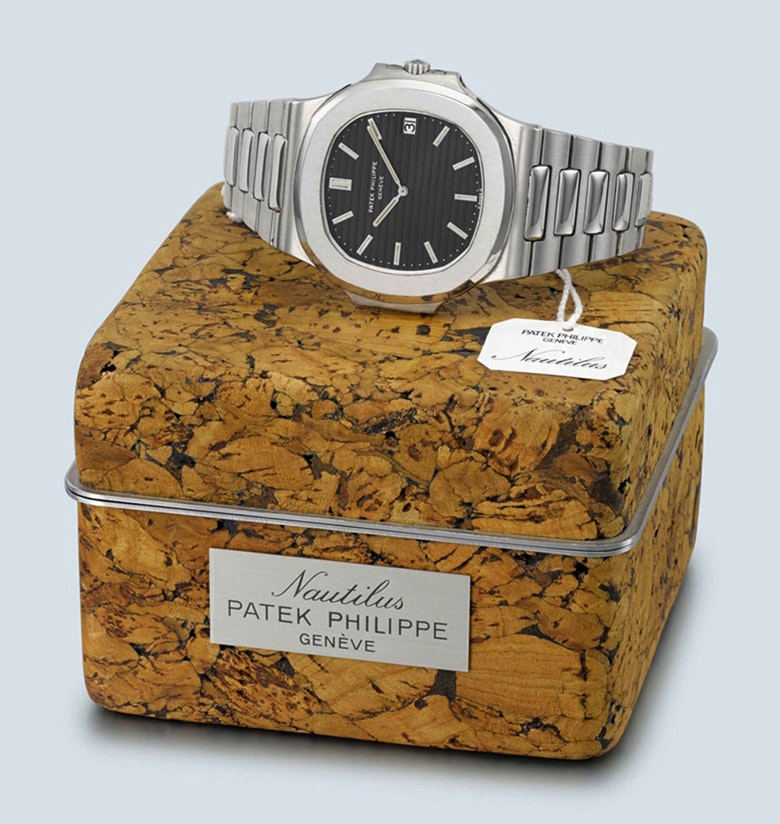 Patek Philippe Nautilus 3700/11 The First Results From Christie's Nautilus 40 Thematic Sale Roll In From Dubai The First Results From Christie's Nautilus 40 Thematic Sale Roll In From Dubai 2