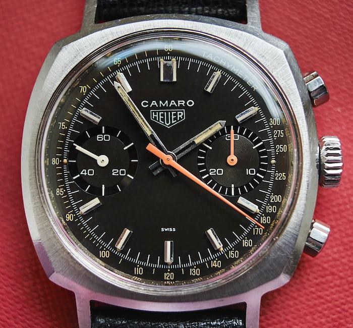 Heuer Camaro 73343 NT