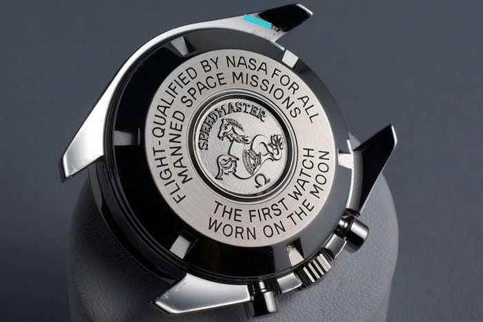 Omega Speedmaster Racing 3570.40 Caseback
