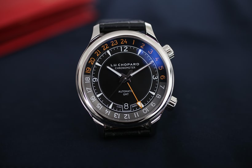 Chopard L.U.C GMT One.