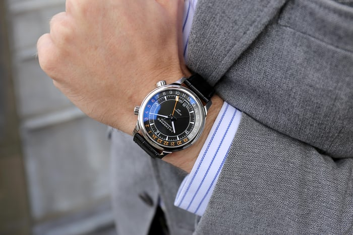 Chopard L.U.C GMT One wristshot
