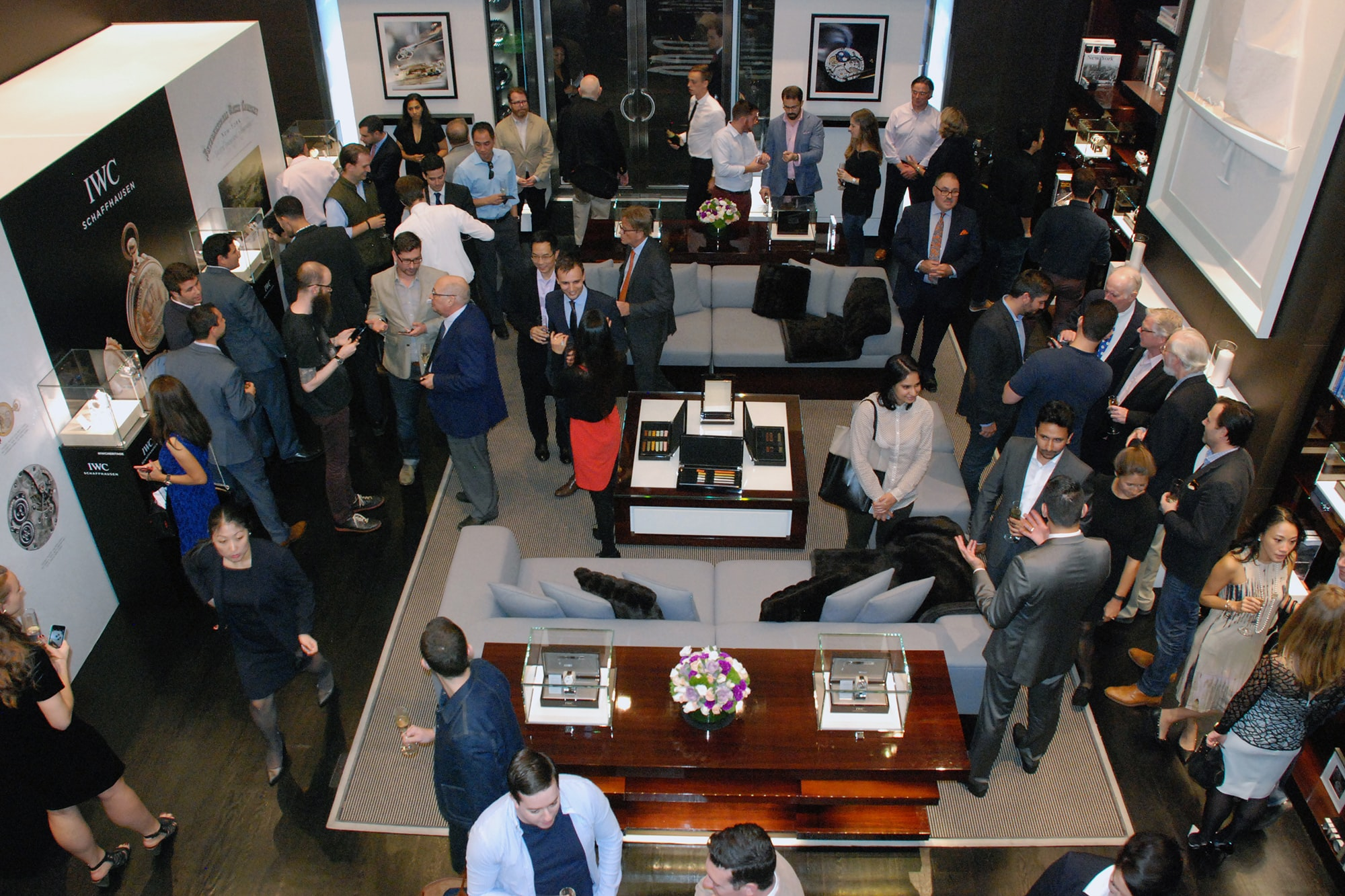 Photo Report: HODINKEE And IWC Celebrate The Portugieser Hand-Wound Tourbillion Edition 'D.H. Craig USA' In New York Photo Report: HODINKEE And IWC Celebrate The Portugieser Hand-Wound Tourbillion Edition 'D.H. Craig USA' In New York 0117 copy