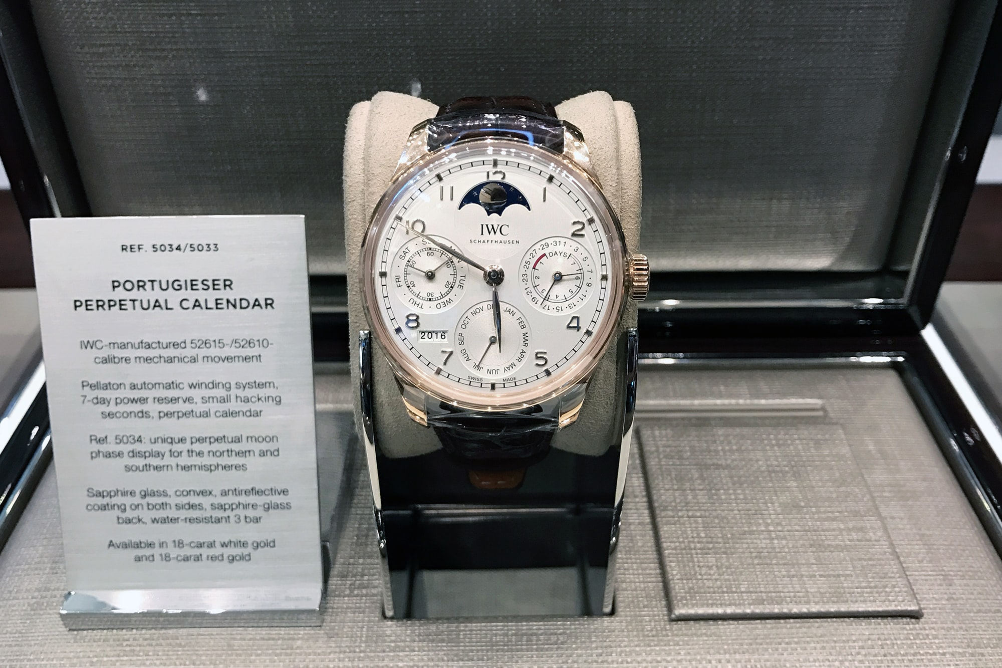 Photo Report: HODINKEE And IWC Celebrate The Portugieser Hand-Wound Tourbillion Edition 'D.H. Craig USA' In New York Photo Report: HODINKEE And IWC Celebrate The Portugieser Hand-Wound Tourbillion Edition 'D.H. Craig USA' In New York 0139 copy