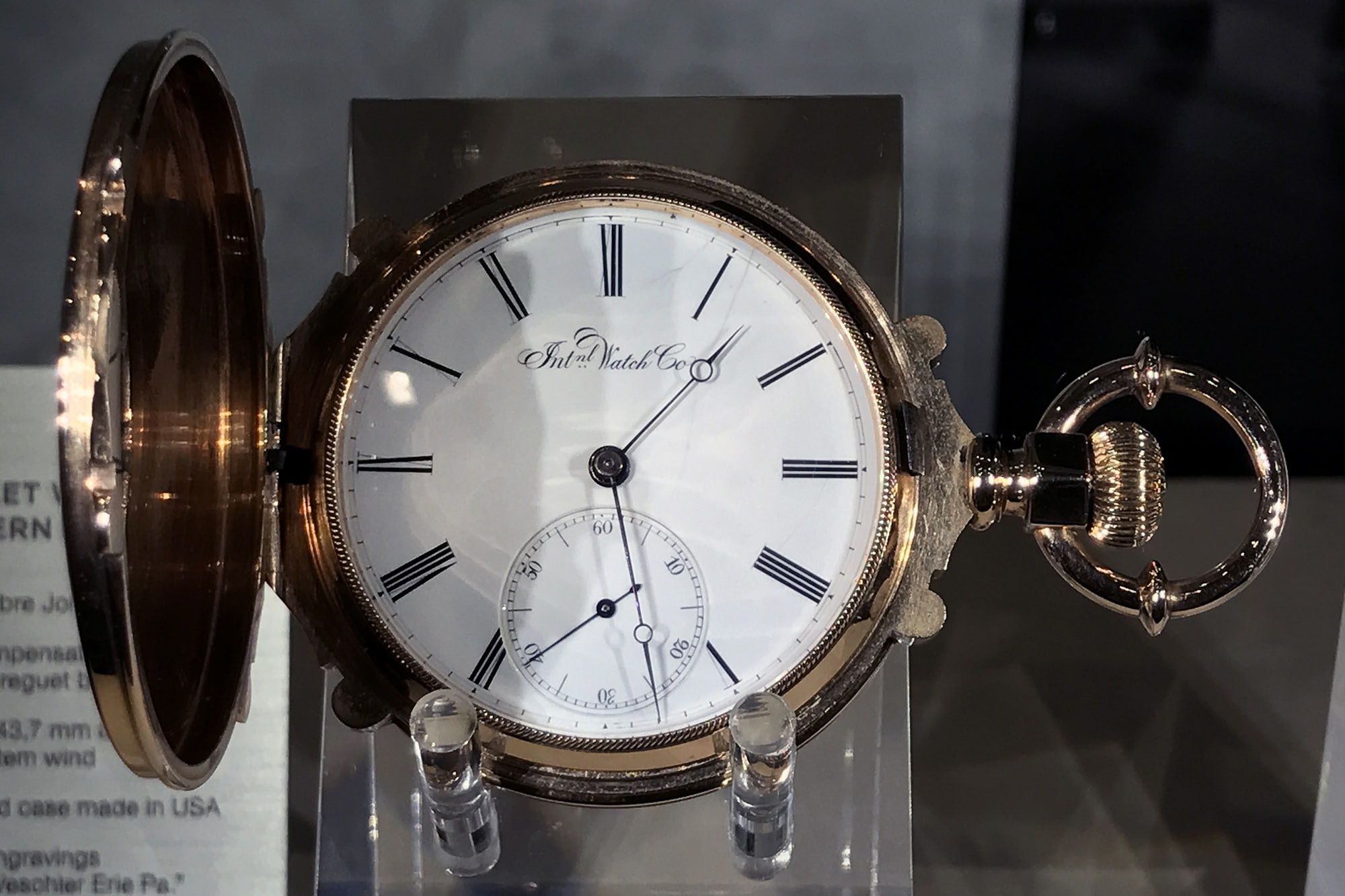 Photo Report: HODINKEE And IWC Celebrate The Portugieser Hand-Wound Tourbillion Edition 'D.H. Craig USA' In New York Photo Report: HODINKEE And IWC Celebrate The Portugieser Hand-Wound Tourbillion Edition 'D.H. Craig USA' In New York 0167 copy