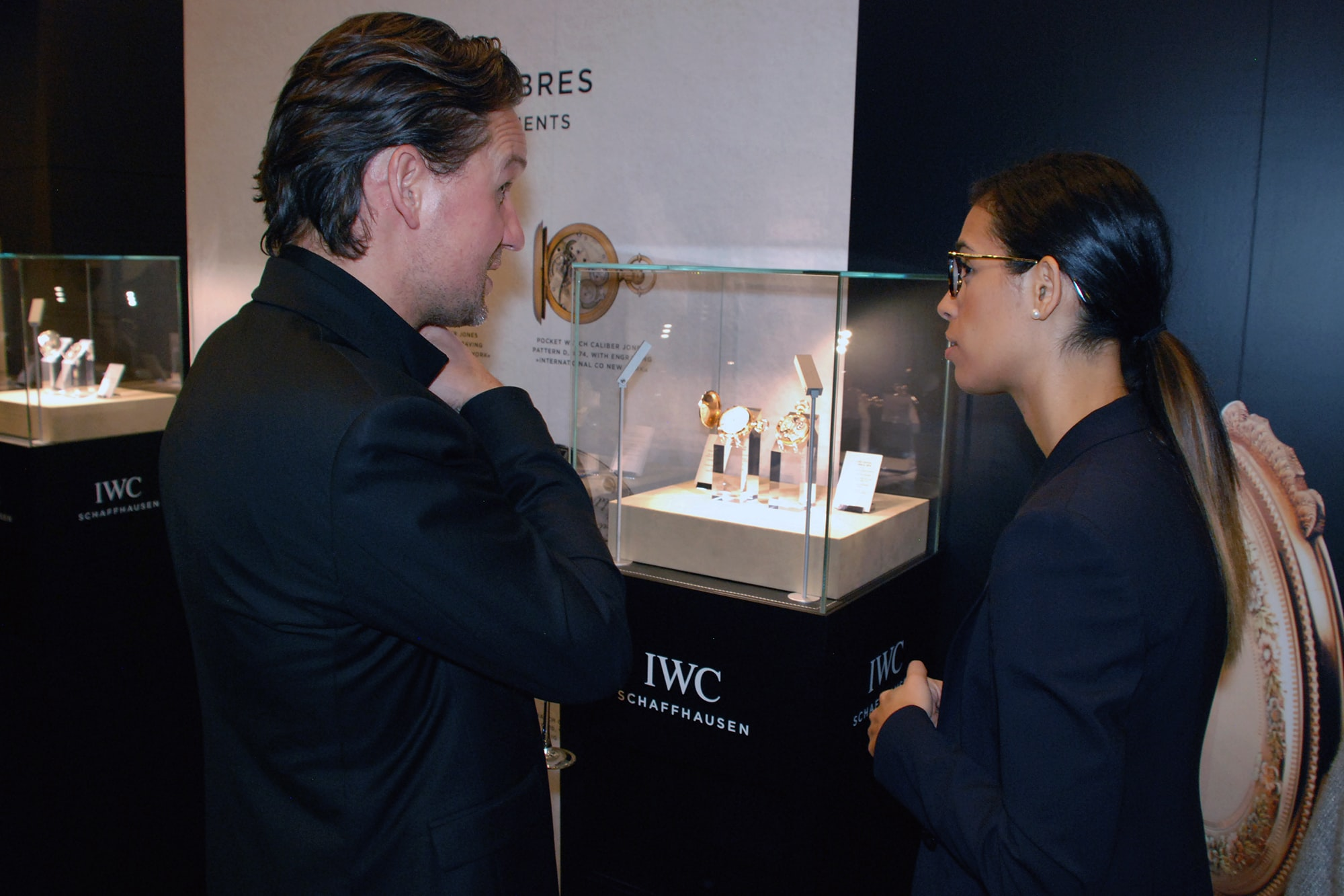Photo Report: HODINKEE And IWC Celebrate The Portugieser Hand-Wound Tourbillion Edition 'D.H. Craig USA' In New York Photo Report: HODINKEE And IWC Celebrate The Portugieser Hand-Wound Tourbillion Edition 'D.H. Craig USA' In New York 0047 copy