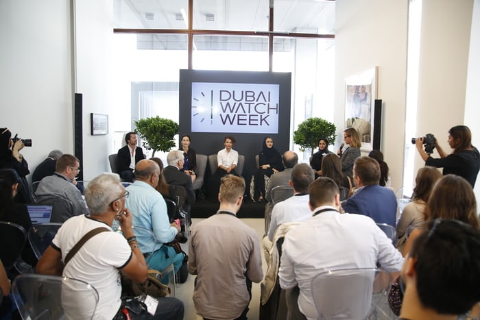 dubai watch week hodinkee