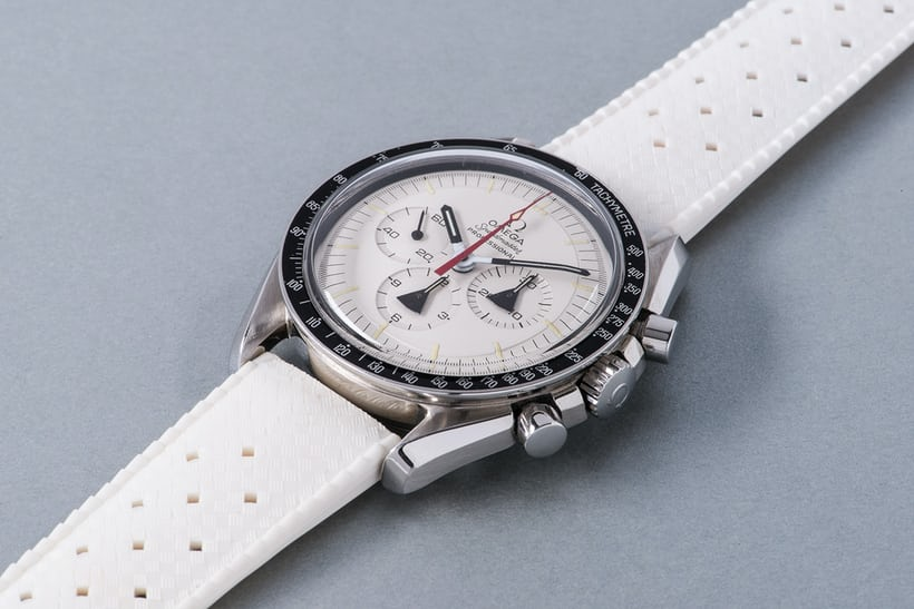 omega speedmaster alaska project nasa