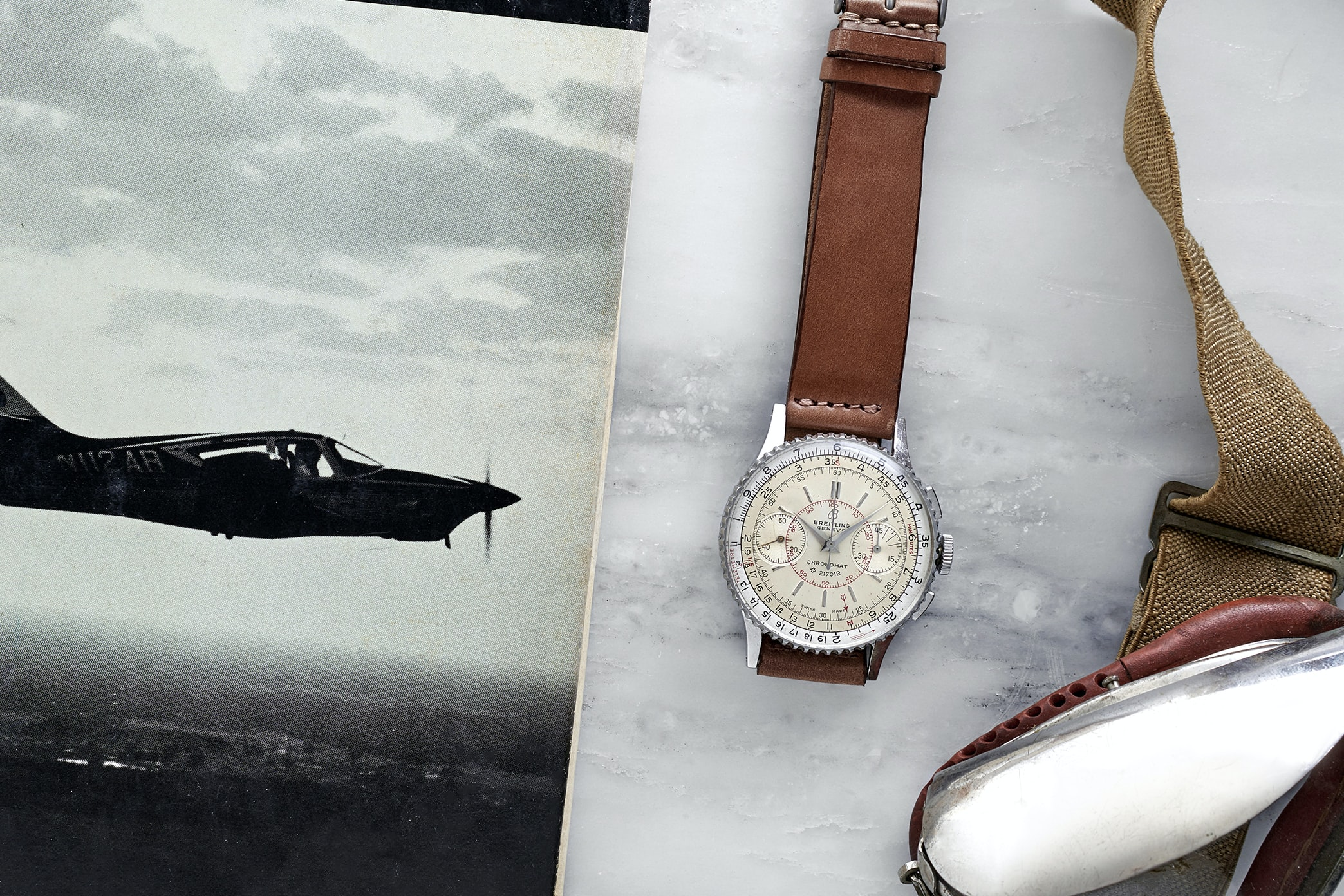 In The Shop: A 1940s Breitling Chronomat Reference 769, A 1960s Cornavin Diver, And A 1972 Rolex Daytona Reference 6263 In The Shop: A 1940s Breitling Chronomat Reference 769, A 1960s Cornavin Diver, And A 1972 Rolex Daytona Reference 6263 465 BreitlingChronomat LANDSCAPE