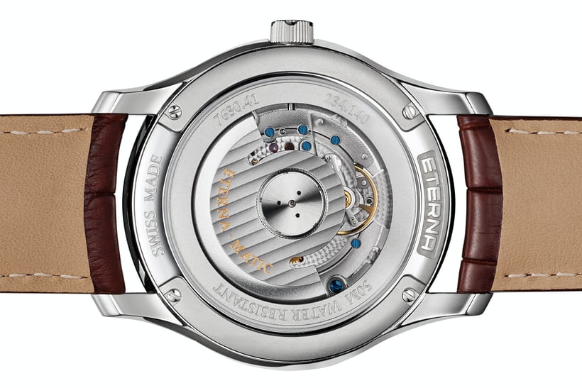 emc 3030 eterna movement caliber