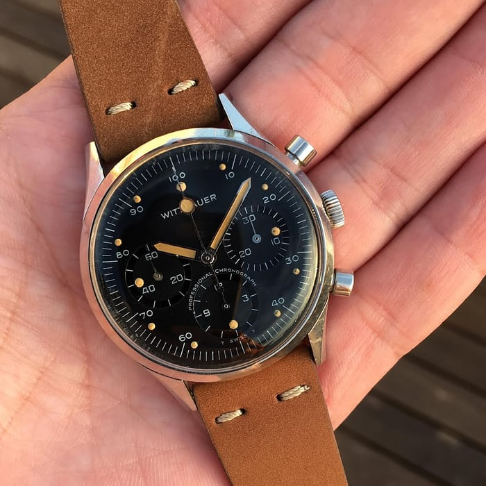 Wittnauer Professional Chronograph 242T