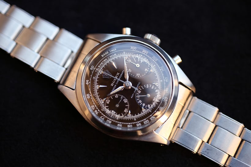 rolex reference 6234 chronograph
