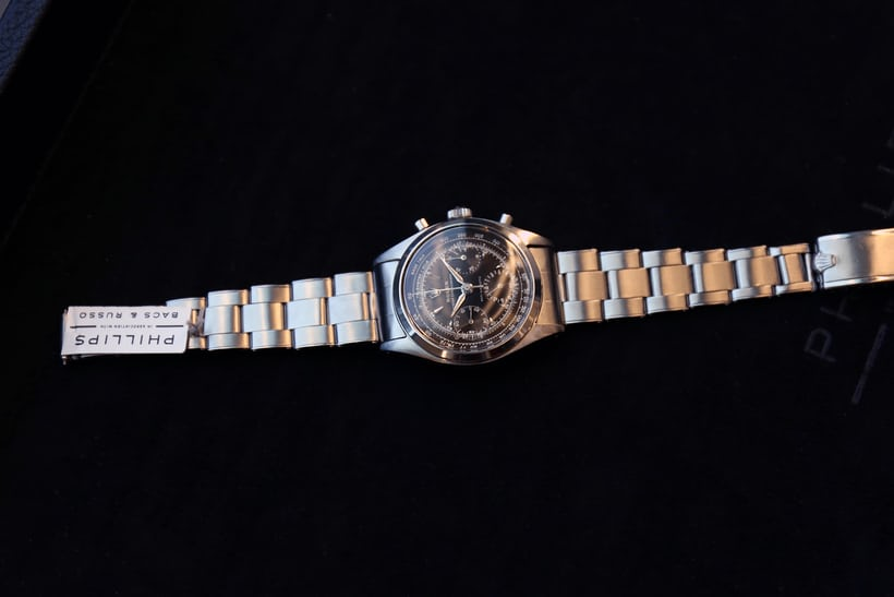 tropical dial reference 6234 rolex chronograph