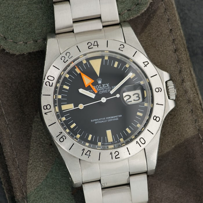Rolex Explorer 2 Reference 1655