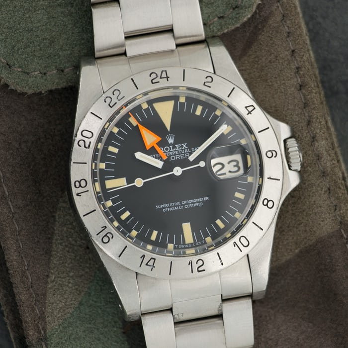 Rolex Explorer 2 Reference 1655