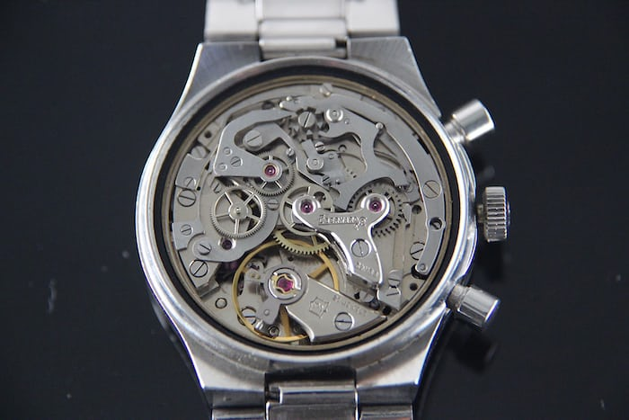 Eberhard & Co. Contograf  caliber