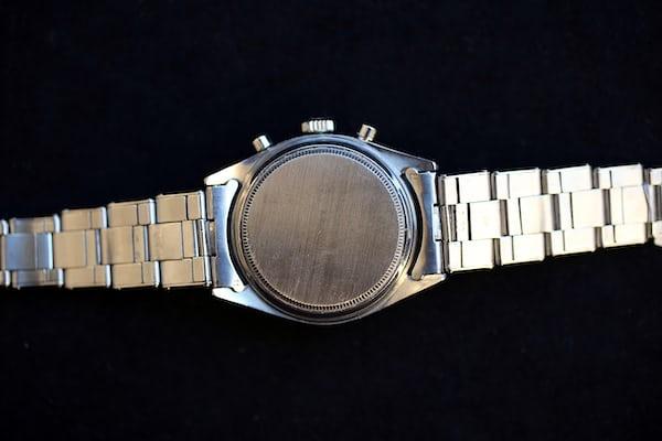chronograph caseback phillips hong kong
