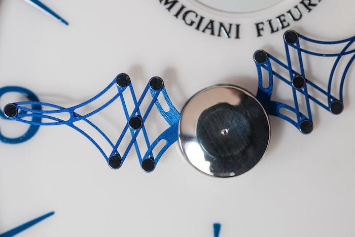 Parmigiani Fleurier Pantographe center dial