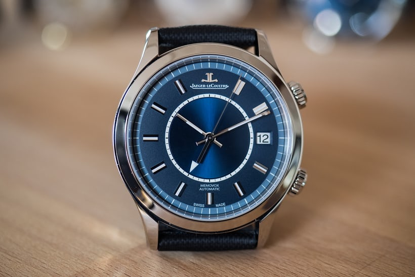 Jaeger-LeCoultre Master Memovox Boutique Edition