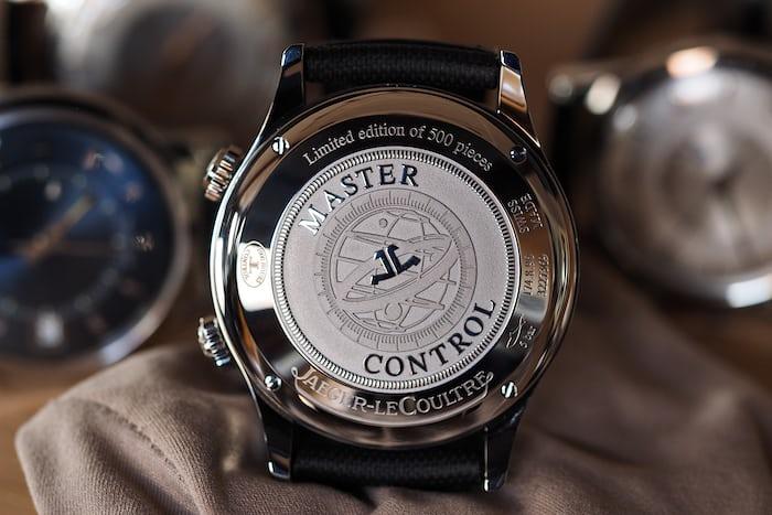 Jaeger-LeCoultre Master Memovox Boutique Edition caseback