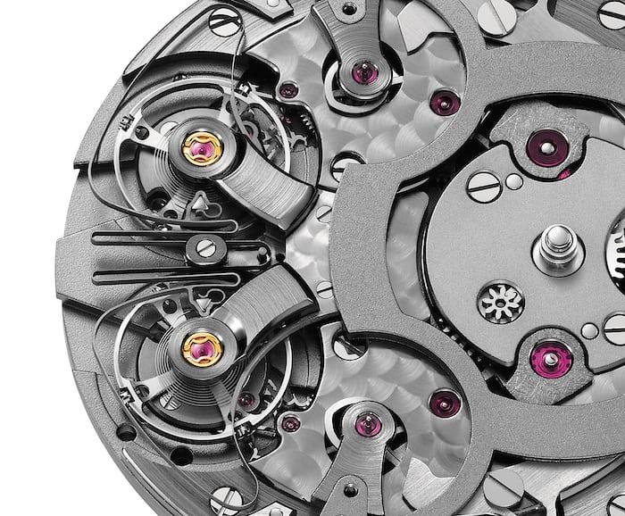 Armin Strom Mirrored Force Resonance balance wheels