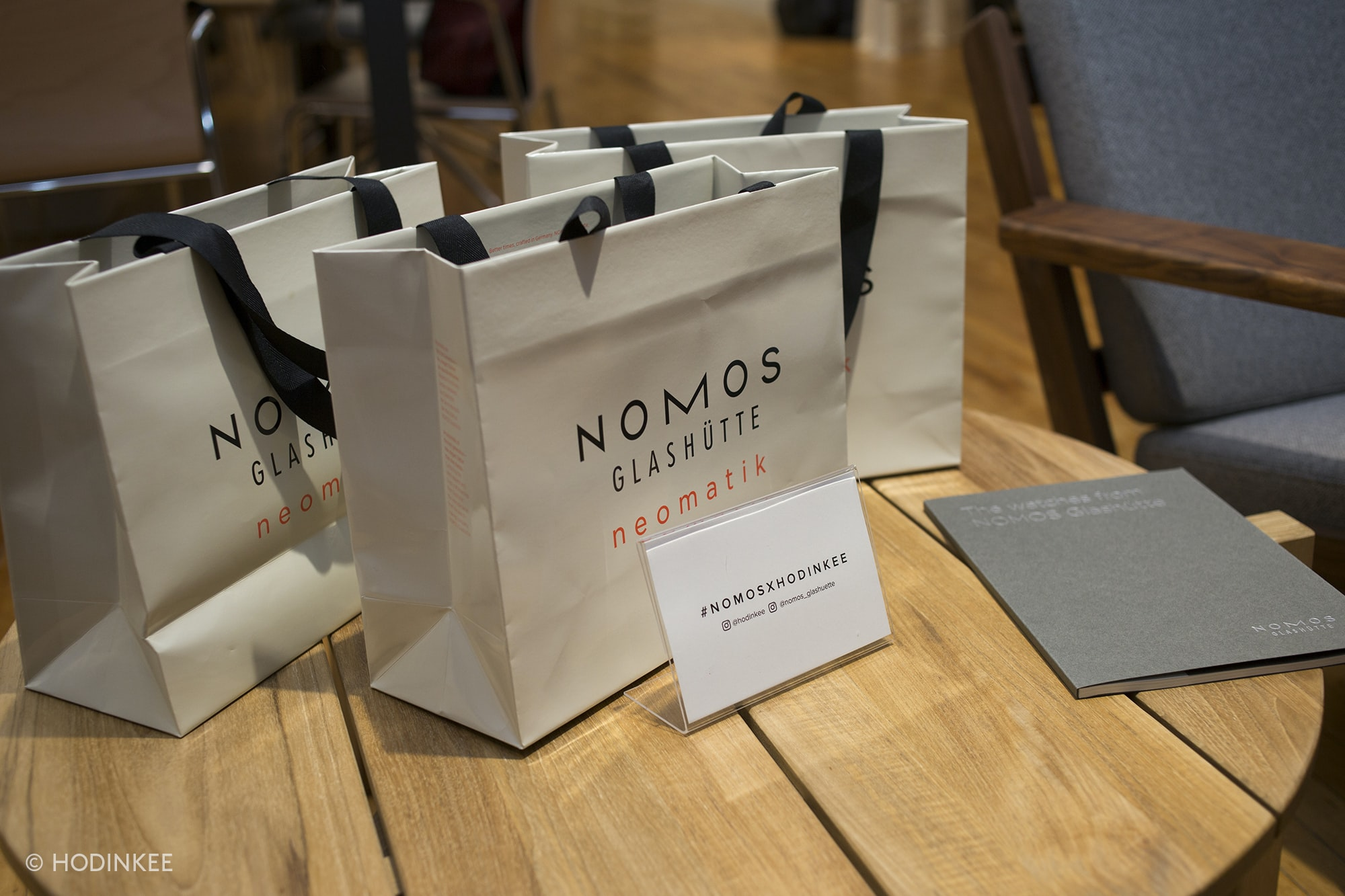 Photo Report: The NOMOS Glashütte Metro Chronometer For HODINKEE Launch Party Photo Report: The NOMOS Glashütte Metro Chronometer For HODINKEE Launch Party 20014876 copy