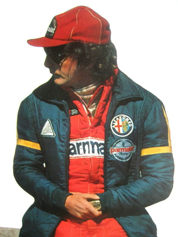 Heuer 1158 Niki Lauda