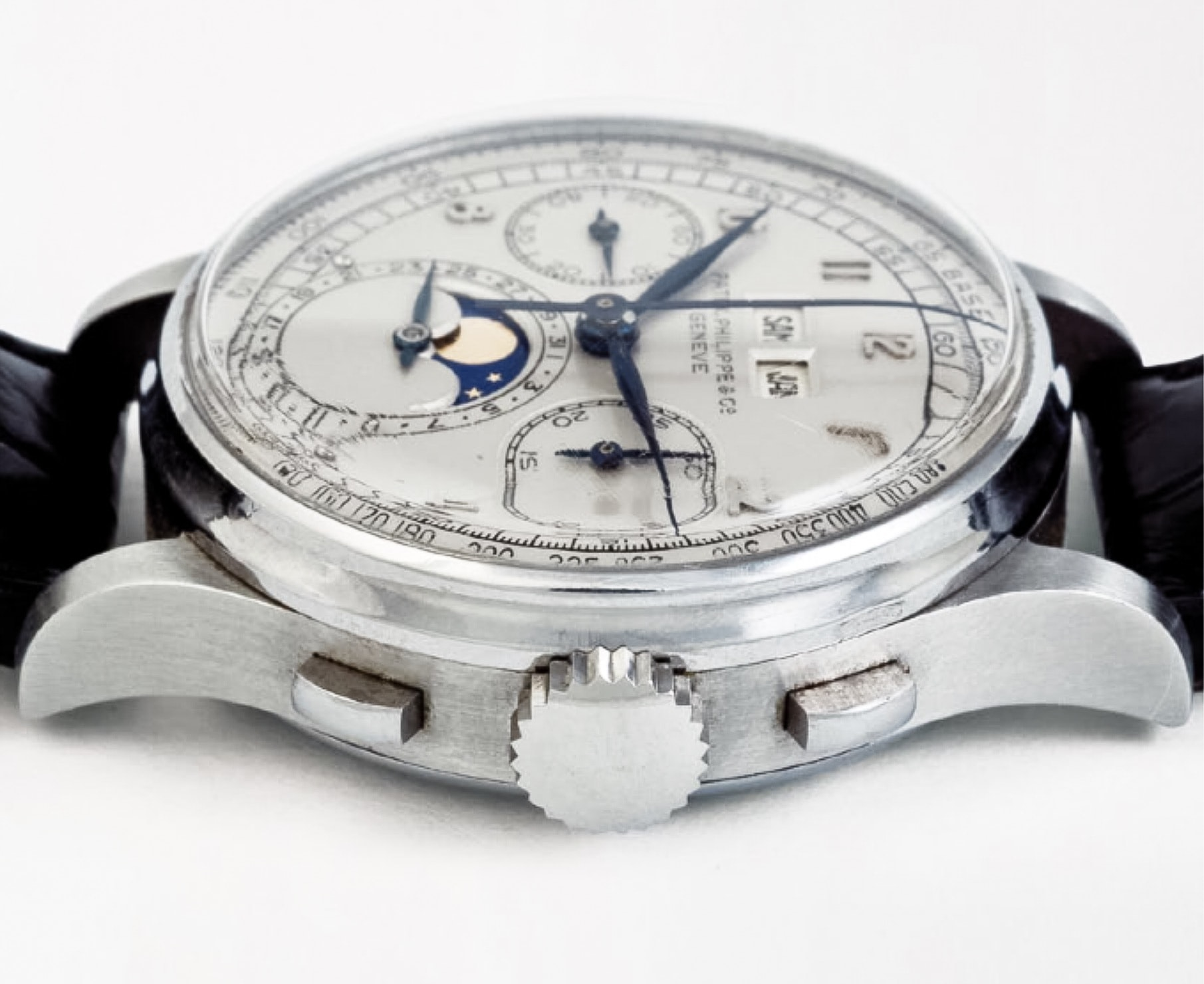 In-Depth: The Patek Philippe 1518 In Steel (Video, Live Photos, History, & Thoughts) In-Depth: The Patek Philippe 1518 In Steel (Video, Live Photos, History, & Thoughts) IMG 7816